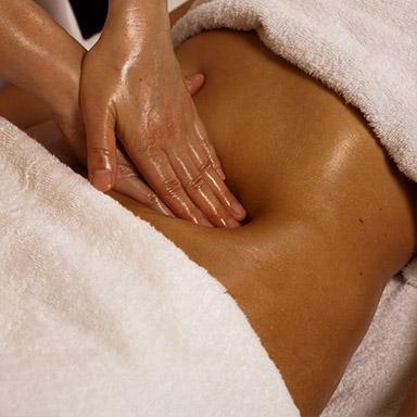 Full Belly Massage